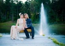 Clare Turton Derrico marriage