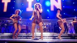 Clare Turton Tina Turner dancer black short hair 09