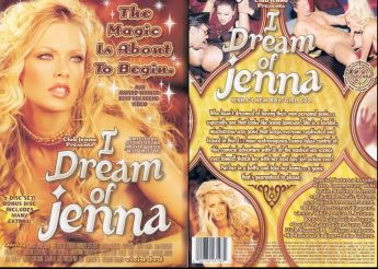 I Dream of Jenna Jameson cover