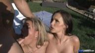 Jenna Presley Aubrey Addams blowjob