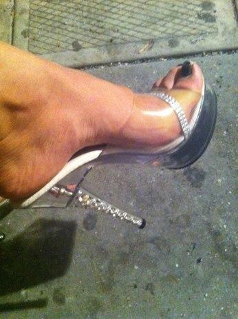 Jenny Jewelz feet