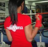 Jennyfer Pandolfini boxe