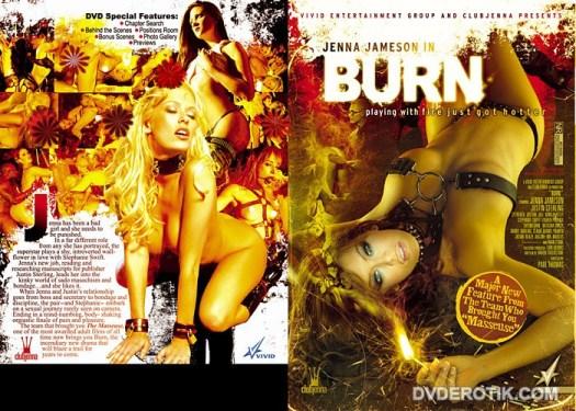 Jenna Jameson burn