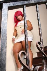 pinkyxxx big ass TyroneRichardsonPinkyonStairs031