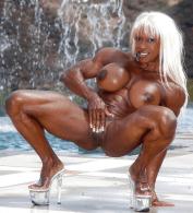 Yvette Bova blonde
