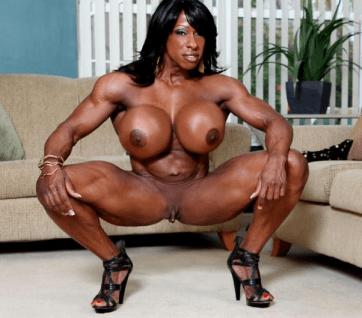 Yvette Bova female bodybuilder 01
