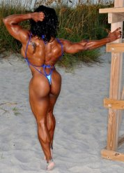 Yvette Bova female bodybuilder porn star 42120858051