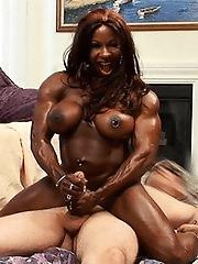 Yvette Bova handjob