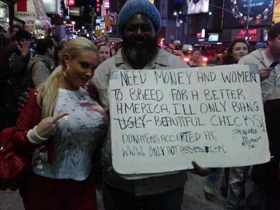 NEED MONEY AND WOMEN