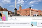 Ania Lisewska facebook