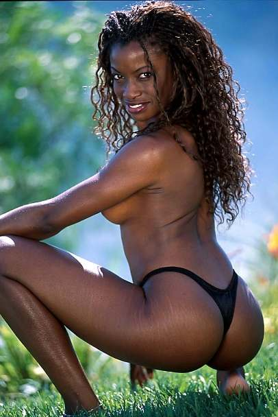 ebony Monique porn