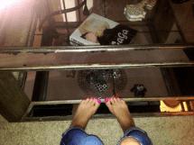 Brooke Tessmacher feet