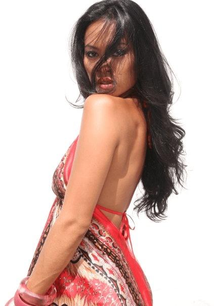Miss Universe Trinidad and Tobago 2008 Anya Ayoung-Chee