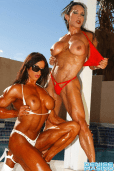 Angela Salvagno + Denise Masino
