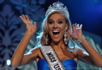 Miss USA Shannon Marketic