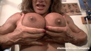 Rhonda Lee boobs