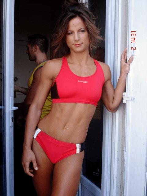 Sarah de herdt belgium sprinter and bodybuilder - 3 part 2