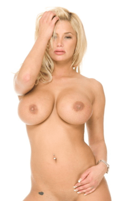Shyla Stylez nude