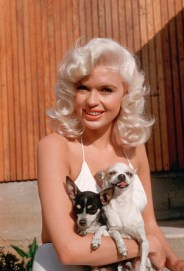 jfk girls Jayne Mansfield