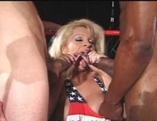 Cock Sucking Championship Monique vs Dolly Golden 02
