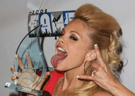 Jesse Jane Best Body Awards