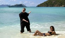 Rich guy Kim Dotcom