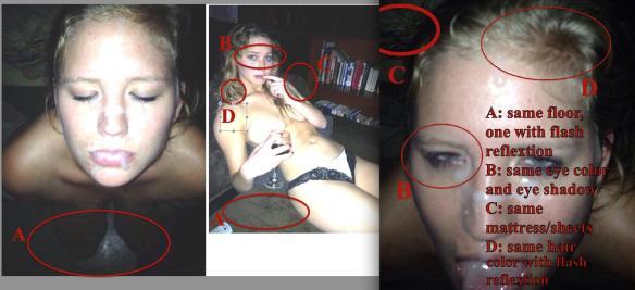 Jennifer Lawrence facial cumshot hacked photos