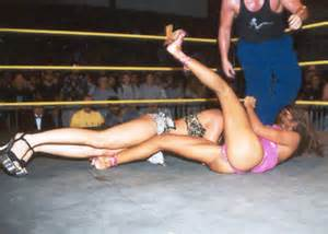 Jasmin St Claire Pro Wrestling 01