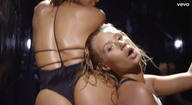 image Jennifer lopez and iggy azalea ass wank