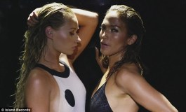 Jennifer Lopez x Iggy Azalea big booty ass 02
