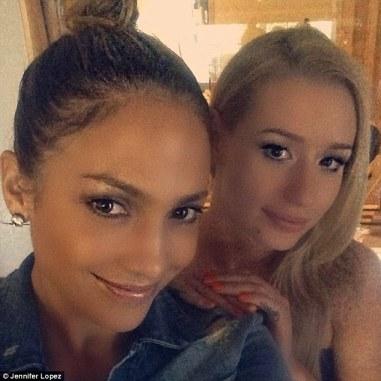 Jennifer Lopez x Iggy Azalea big booty ass 04
