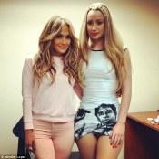 Jennifer Lopez x Iggy Azalea big booty ass 05