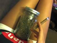 Madison Ivy weed 01
