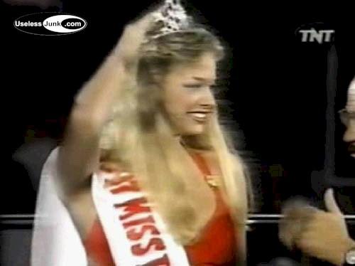 Pamela Rogers Turner Miss WCW Nitro 1997 03