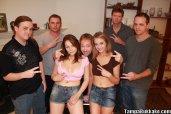 Tasha Knox and girlfriend college orgy 01
