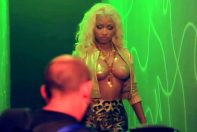 nicki minaj million dollar body