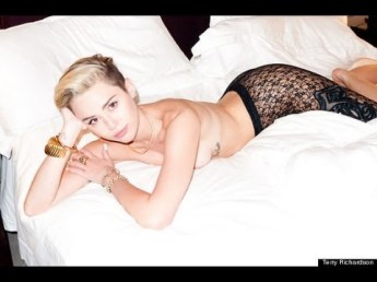 Miley Cyrus Naked Compilation 09