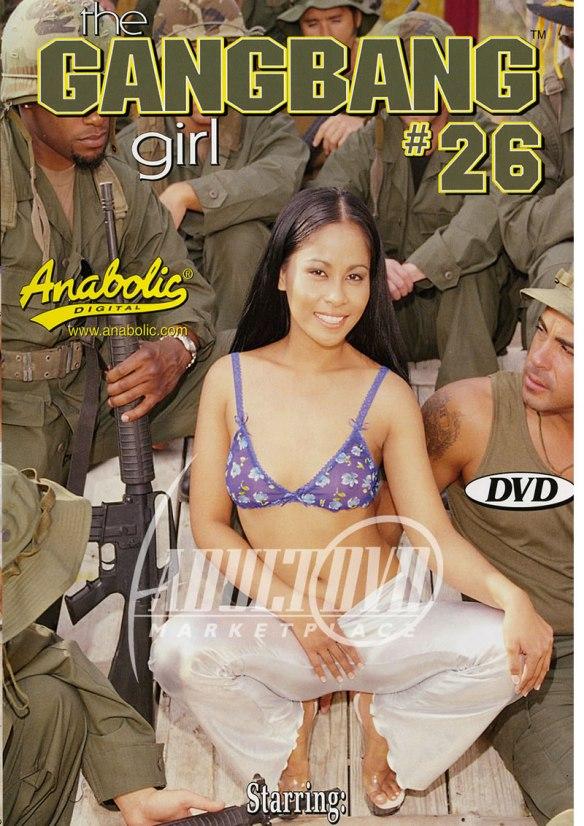 GangBang Girl 26 (Vietnam army gangbang rimjob)