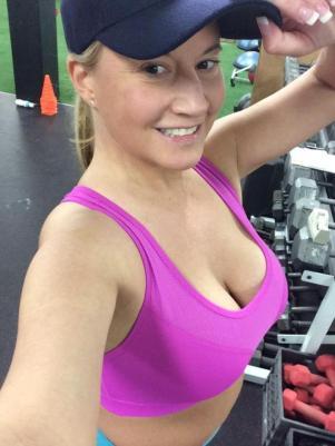 Sunny weight training gym
