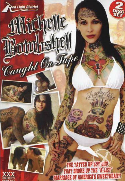 Michelle Bombshell McGee sex tape 02
