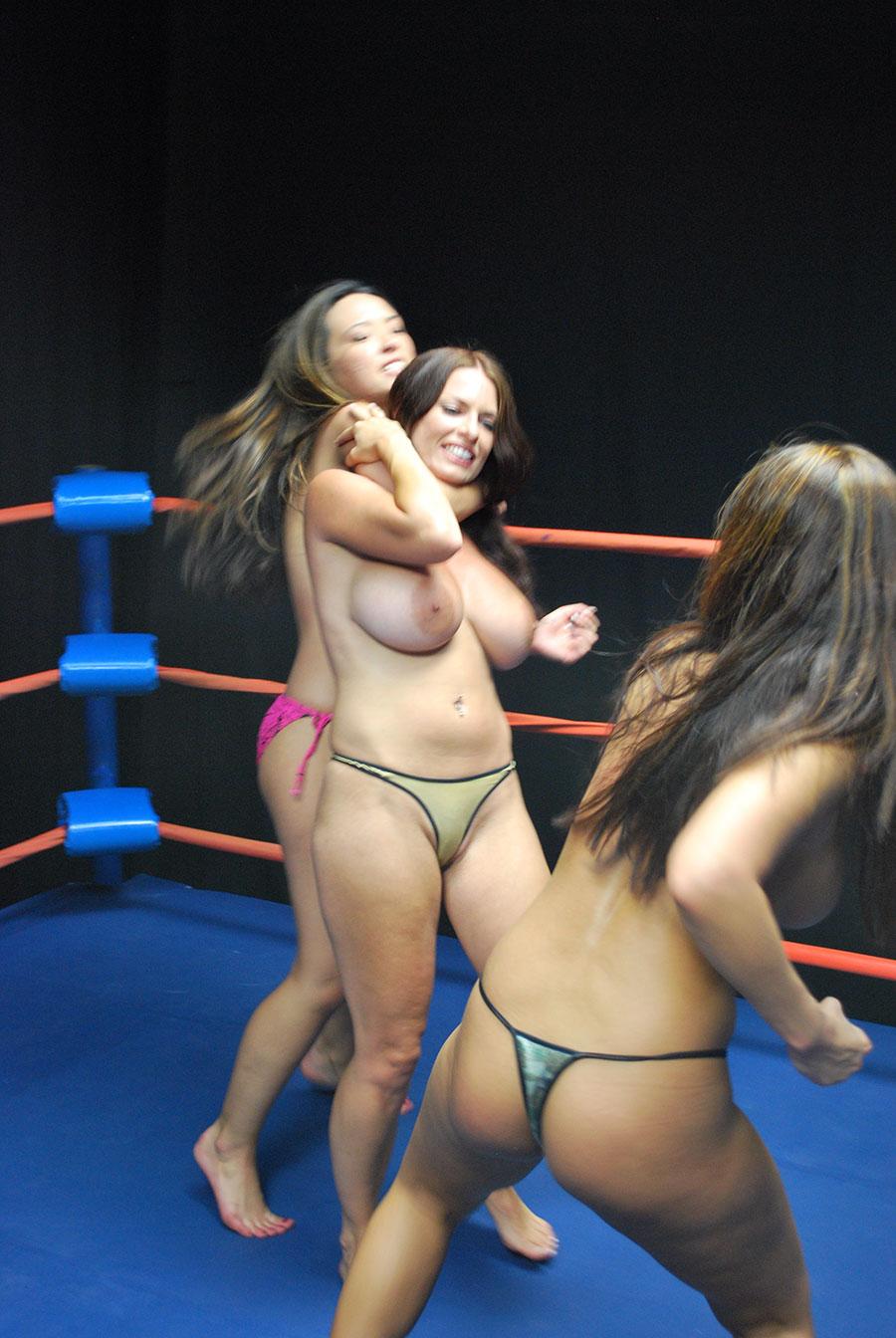 Goldie blair wrestling