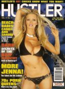 Club Jenna Jameson Hustler cover