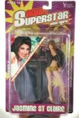 Jasmine St Claire adult superstar action figure