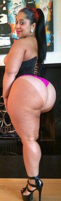 Pinky massive asses
