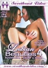 Lesbian Beauties 4 Nakita Denise Nyomi Banxxx interracial ebony ivory