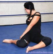Becky Bayless feet 1