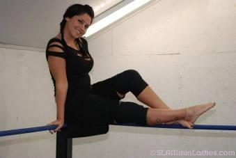 Becky Bayless feet 4
