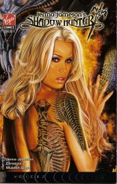 Jenna Jameson comics Shadow Hunter