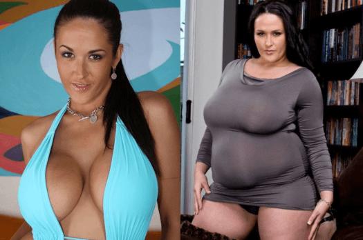 Pornstar Carmella Bing - Then and now