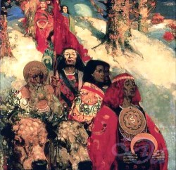 Edward_Atkinson_Hornel_-_Druids_Bringing_In_The_Mistletoe